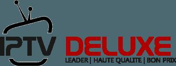 ipTV Deluxe Logo